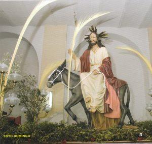 Jesús Con La Palma
